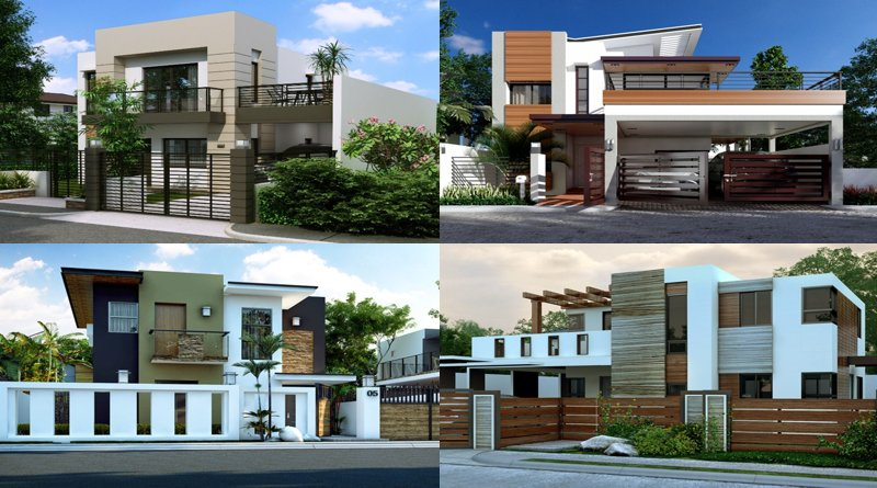 Top 5 Expensive Looking But Budget Friendly Modern House Designs